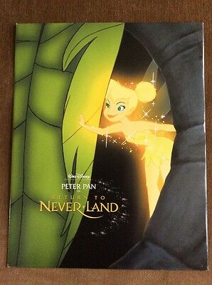 Disney Lithograph Movie wholesale lot Peter Pan Tinkerbell x30 new posters