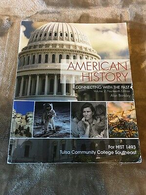 American History-Connecting With The Past Volume 2, 14th Edition