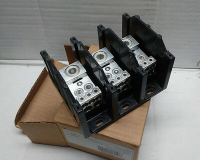 Bussmann Distribution Block, 16332-3, Nos