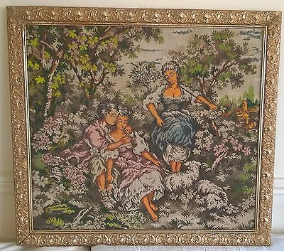 Vintage French Style Wall Hanging Tapestry