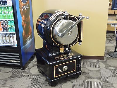 Restored Victor Cannonball Safe  Very Nice  All Combinations Works!! L@@K