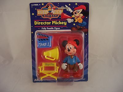 Arco Hollywood DIrector Mickey Mouse Figure