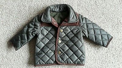 Boys coat 3-6 months, great condition
