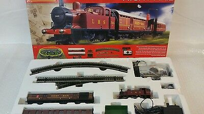 Oo Hornby R1144 Night Mail Electric Train Set