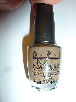 OPI vernis taupe - NEUF