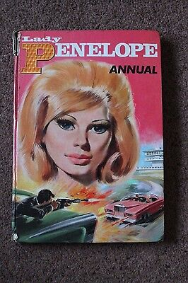 Lady Penelope Annual 1969