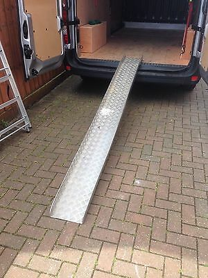 Custom Made Motorcycle Loading Ramp 264cm