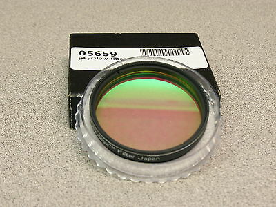 Orion 5659 2-Inch SkyGlow Broadband Eyepiece Filter Never Used