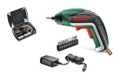 LIMITED Screwdriver Bosch IXO 3.6V Cordless Lithium-Ion DIY Electric Power Tool