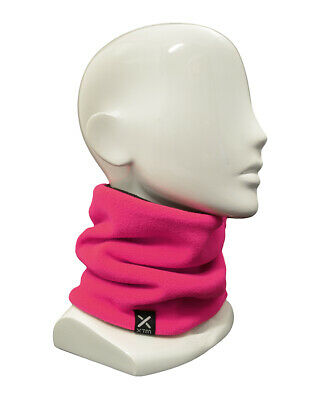 Xtm Adults Unisex Hot Pink One Size Fits Most Snowboard Ski Neckband