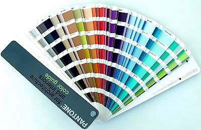 PANTONE for Architecture and Interiors Color Guide Fan Deck AGP100 1925 Swatches