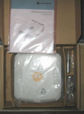 Motorola Extreme Networks Wireless Access Point Ap-6521 60020-Wr Rev. D