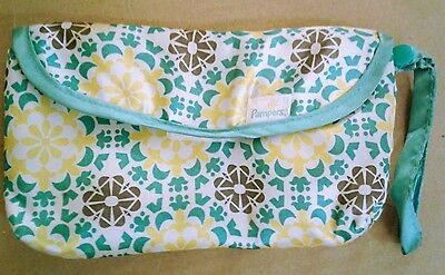 Pampers Baby Wipes/Diaper Holder Pouch