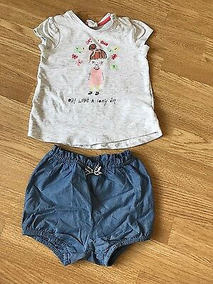 Baby girl H&M clothes  9-12 months