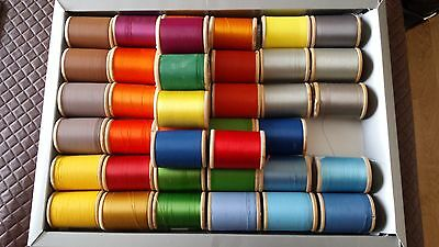 Gudebrod Rod Building NYLON thread 575yds to 950yd, unused choice of 1 from pic.