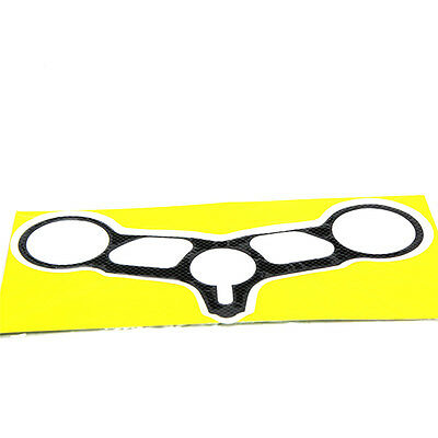 For Ducati 2009-2011 A piece of Steering Bracket Cover Decal Sticker