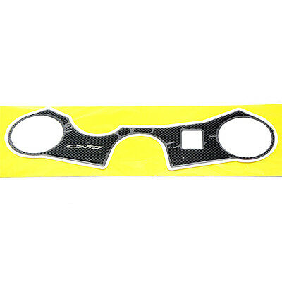 For Suzuki GSXR600 750 2006-2007 A piece of Steering Bracket Cover Decal Sticker