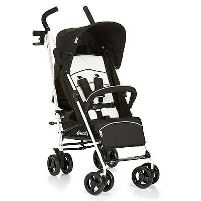 Hauck Buggy Speed Plus S-Night / leicht, Liegefunktion - Kinderwagen Baby & Kind