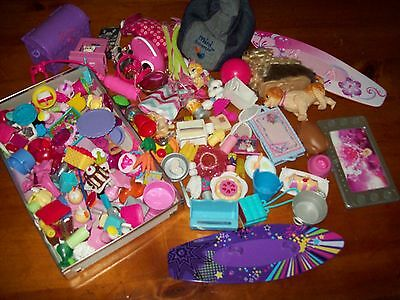 Barbie Doll House Accessories For Barbie  Bulk Lot