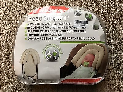 2 in 1 Infant head support - In New Condition With Packaging