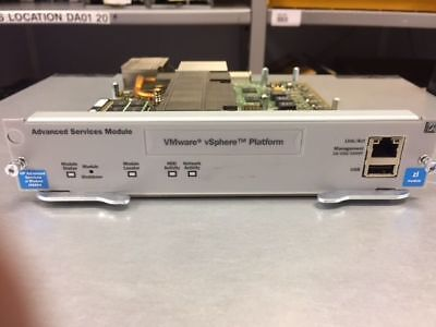 J9686A HP Procurve ZL VMware Advanced Services Module Inc VAT, warranty, Del