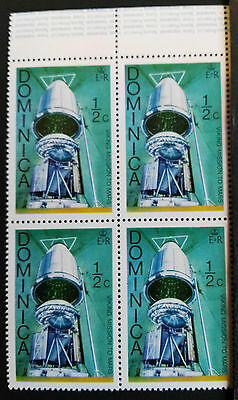 Dominica Viking Mars Mission 1976 1/2 c MNH