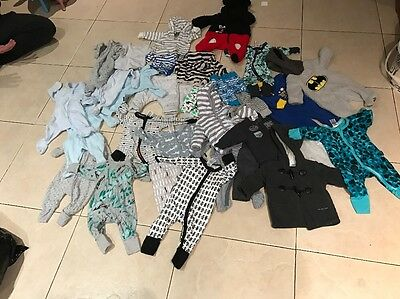 0000 Boys Clothes Hardly Worn Or New