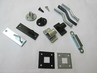 Replacement Spare Extra Garden gate latch lock bolt parts