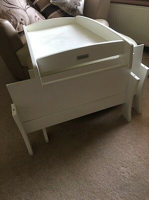 mamas and papas baby changing unit