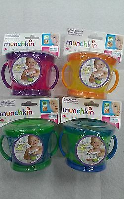 Munchkin Snack Catcher 9oz Container - Colors may vary - 1 Pack