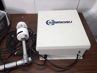 M102779 SONIC Anemometer Climatronics 102779-A1-C0-D0 CR200 Campbell Scientific