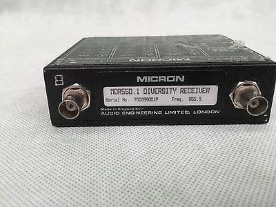 Video Broadcasting & Recording Audio For Video Latest Collection Of Micron Mdr550.1 Mobile Receiver 188