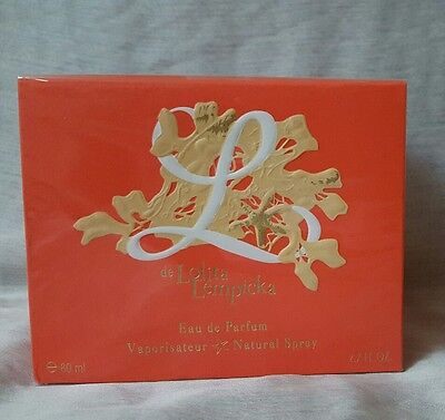 L Lolita lempicka eau de parfum 80ml spray, sealed.