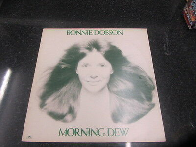 Bonnie Dobson Morning Dew Lp Uk 1St A1/b1 Near Mint