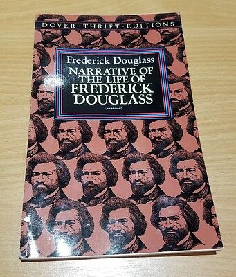 Dover Thrift Editions: Narrative of the Life of Frederick Douglass by...