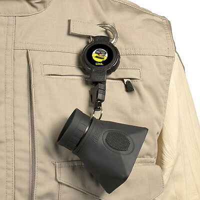 New Larger Hoodman Collapsible HoodLoupe CH32 Viewing Aid with HoodLink