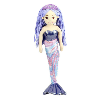 """Mermaid Doll Soft Plush Toy Kaylee 17""""/45cm Mythical Creatures NEW"""