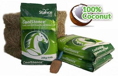 Coolstance Copra Horse Feed 20kg - Low NSC Feed for all Horses - FREE P&P