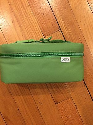NWOT Green Sprouts Baby Good Travel Case Green