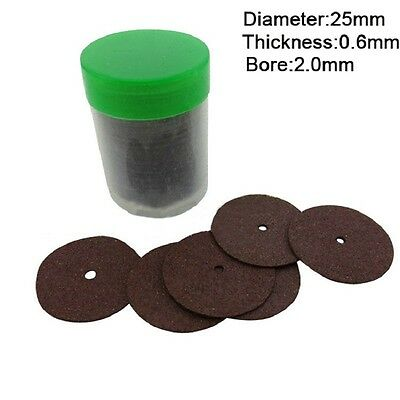 36Pcs Resin Cutting Disc Cut Off Wheel Kit Set + Mandrel For Dremel Rotary Tool