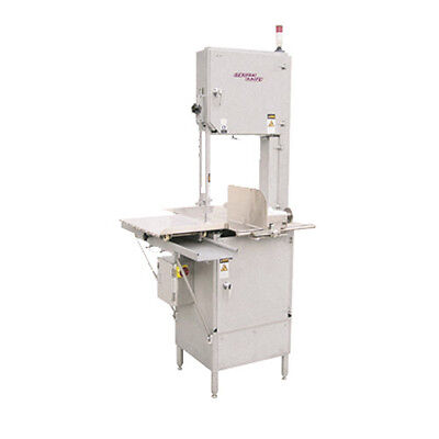 """Turbo Air GBS-450S German Knife Electric Meat Saw With Vertical 126"""" Blade"""