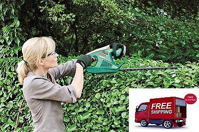 Electric Bush Cutter Hedge Bosch AHS 45-16 45cm  Blade Length 16mm Tooth Opening