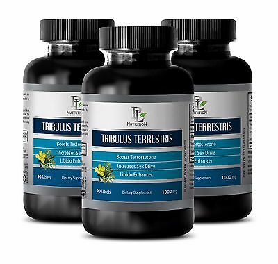 Muscle supplements-TRIBULUS TERRESTRIS 1000mg-Increases cognitive function - 270