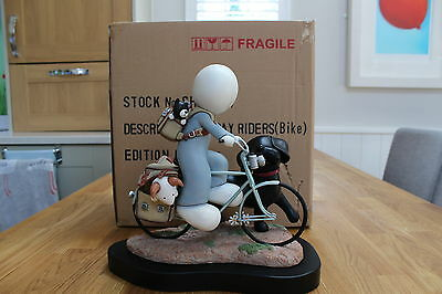 Doug Hyde Limited Edition Sculpture Sunday Riders BARGAIN PRICE