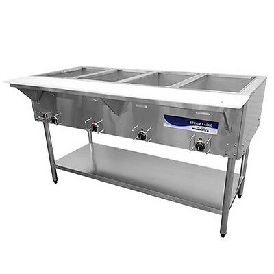 Turbo Air RST-4P Radiance Electric Hot Food Steam Table With 4 Wells