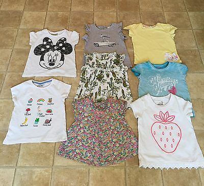 8 girls tops from NEXT age 12/18 months
