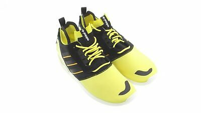 Sale Adidas Zx 8000 Boost Sonic Yellow Black White Sz 1
