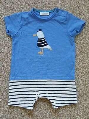 Next Outfit / Romper Newborn / 1 month boys