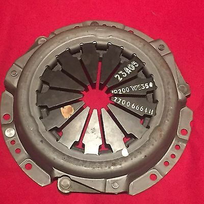 Borg & Beck He 1207 Clutch Cover To Fit Renault,fiat,lancia And Fso