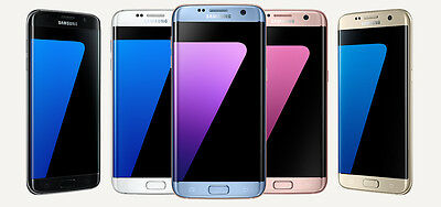 Samsung Galaxy S7 Edge T-mobile SM-G935T 32GB 4G LTE Android Smartphone